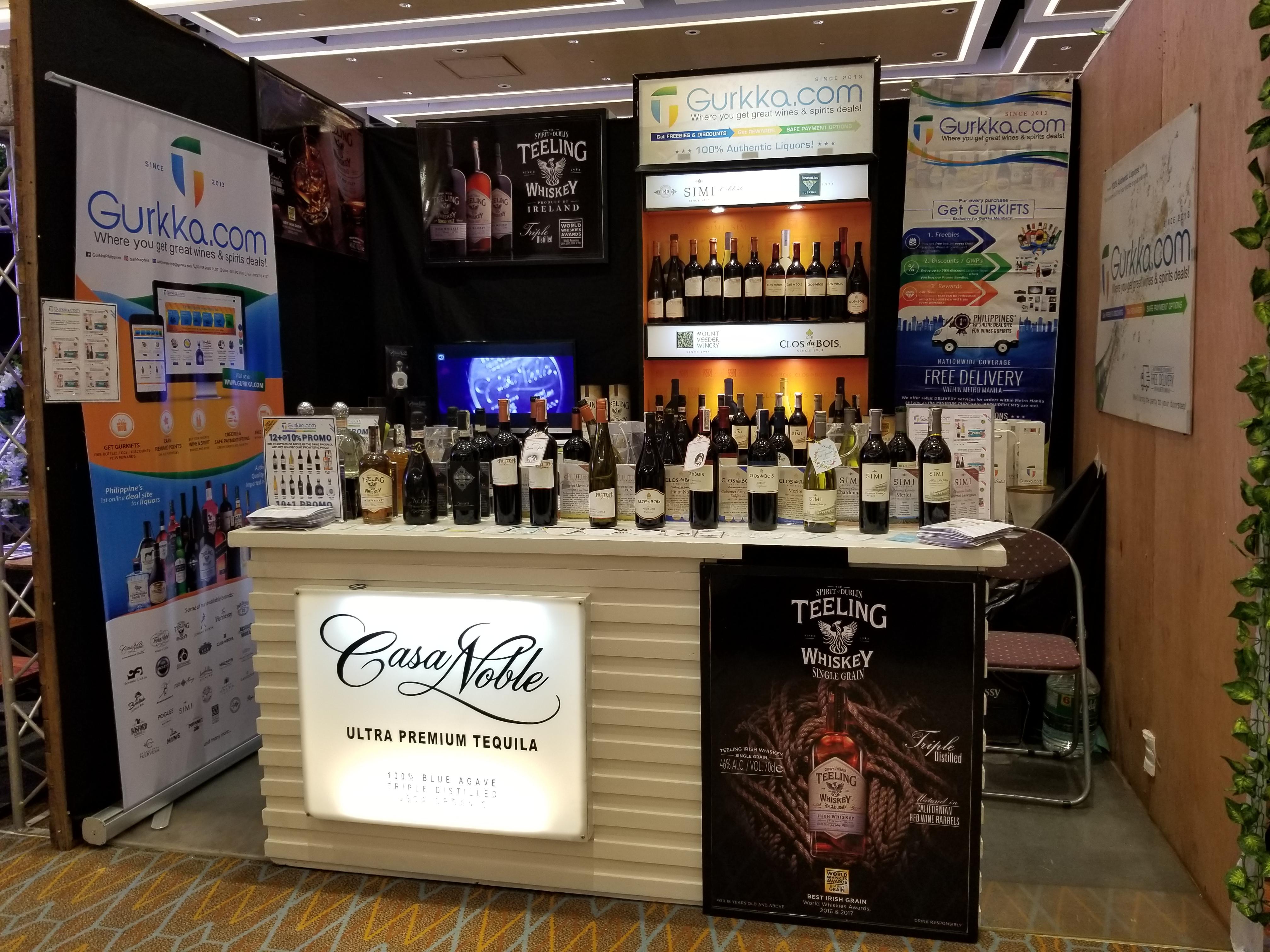Gurkka   Where you get great wines & spirits deals!